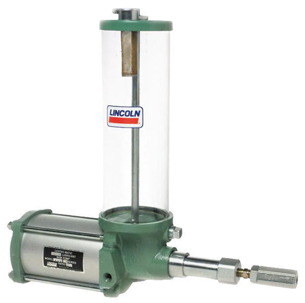 Lincoln Metric Centro-Matic Pumps