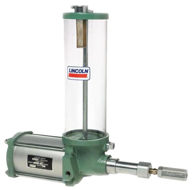 Lincoln Metric Centro-Matic Pumps